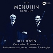 Play & Download Beethoven: Violin Concerto & Romances by Yehudi Menuhin | Napster