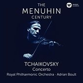 Play & Download Tchaikovsky: Violin Concerto by Yehudi Menuhin | Napster