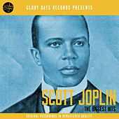 The Biggest Hits by Scott Joplin