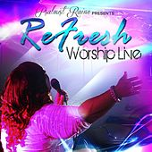 Play & Download Refresh Worship (Live) by Psalmist Raine | Napster