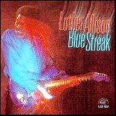 Play & Download Blue Streak by Luther Allison | Napster