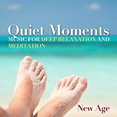 Play & Download Quiet Moments: Soft New Age Music for Deep Relaxation and Meditation by Various Artists | Napster