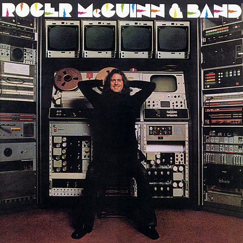 Roger McGuinn & Band (Bonus Track Version) by Roger McGuinn