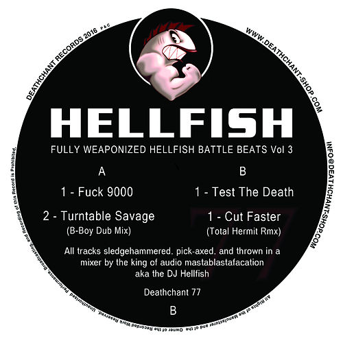 Play & Download Fully Weaponized Hellfish Battle beats Vol 3 by Hellfish | Napster