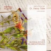 Play & Download Ein musikalischer Blumenstrauß - Romantische Liebesgedichte von Heinz Tölle (Gelesen von Sabine Murza mit der Klaviermusik von Pianist: Ronny Matthes) by Various Artists | Napster