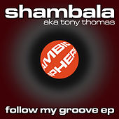 Follow My Groove EP by Tony Thomas