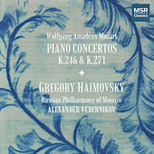 Play & Download Mozart: Piano Concertos K. 246 & K. 271 - Gregory Haimovsky by Russian Philharmony of Moscow | Napster