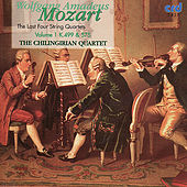 Play & Download Mozart: The Last Four String Quartets, Volume 1 K.499 & 575 by Chilingirian Quartet | Napster