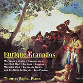 Play & Download Granados: Moresque Y Arabe - Cuentos De La Juventud Op.1... by piano Thomas Rajna | Napster