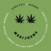 Marijuana - EP by Zebra Katz