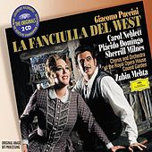 Puccini: La Fanciulla del West by Various Artists