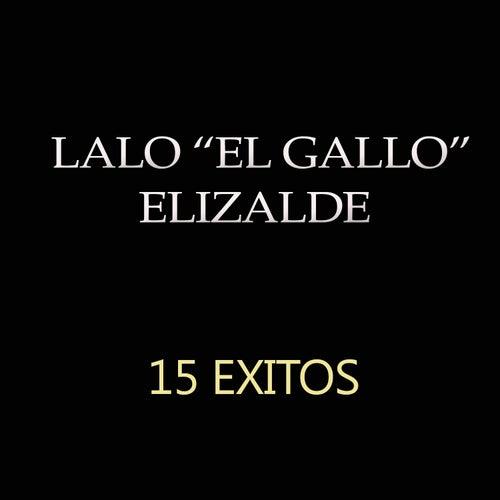Play & Download 15 Exitos by Lalo El Gallo Elizalde | Napster