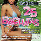 Play & Download Las Mejores 25 Bachatas by Various Artists | Napster
