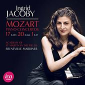 Mozart: Piano Concertos Nos. 1, 17 & 20 by Ingrid Jacoby