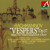 Play & Download Rachmaninov: Vespers Op. 37 by The Children Choir ''spring'' | Napster