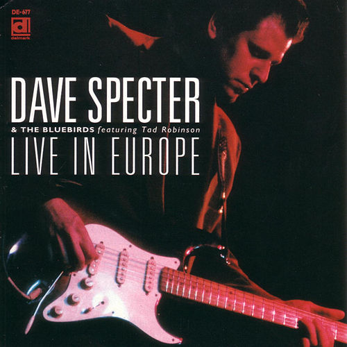 Live In Europe by Dave Specter