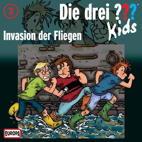 003/Invasion der Fliegen von Die Drei ??? Kids