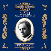 Play & Download Gigli Vol. 2 (Recorded 1925-1940) by Various Artists | Napster