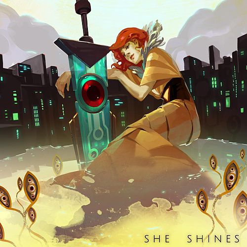 Play & Download She Shines (feat. Ashley Barrett) by Darren Korb | Napster