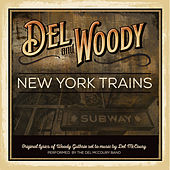 Play & Download The New York Trains by Del McCoury | Napster