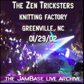 Play & Download 01-29-02 - Knitting Factory - New York, NY by Zen Tricksters | Napster