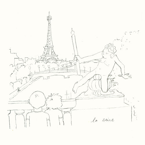 La Seine - Single by Katerine