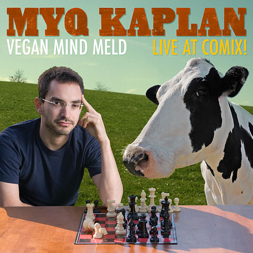 Play & Download Vegan Mind Meld - EP by Myq Kaplan | Napster