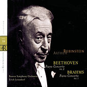 The Rubinstein Collection Volume 59 by Ludwig van Beethoven