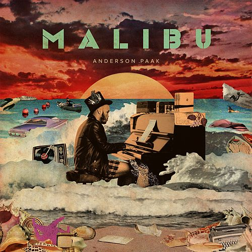 Come Down - Single by Anderson .Paak