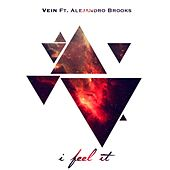 I Feel It (feat. Alejandro Brooks) - Single by Vein