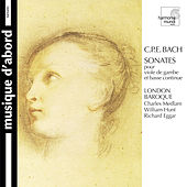 Play & Download C.P.E. Bach: Sonatas for Viola da Gamba and Continuo by Various Artists | Napster