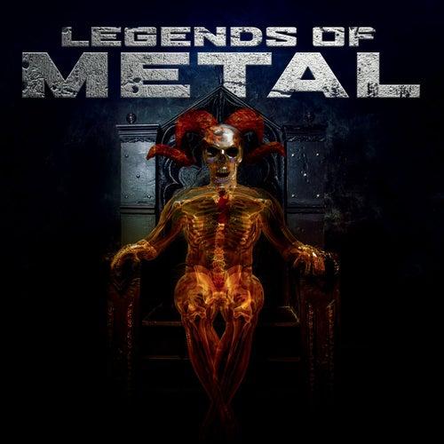Legends of Metal von Various Artists