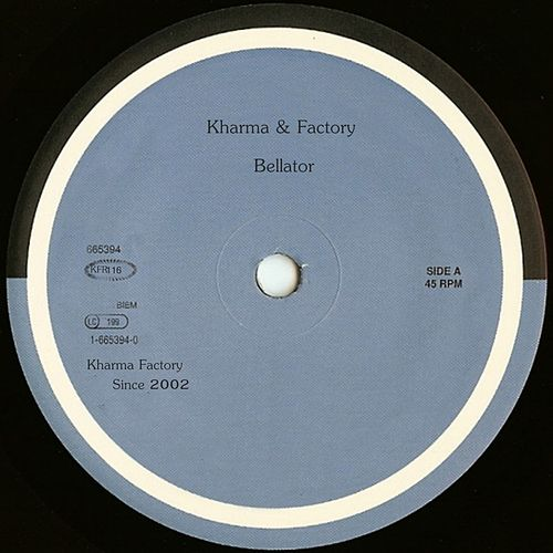 Play & Download Bellator - Single by Kharma Factory | Napster