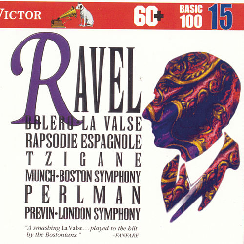 Ravel Bolero, Basic 100 Vol.15 by Various Artists