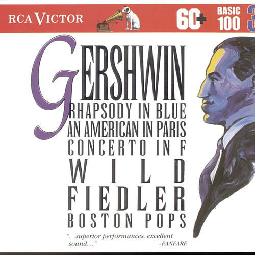 Gershwin: Rhapsody In Blue by Arthur Fiedler