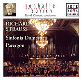 Richard Strauss: Sinfonia Domestica; Parergon by David Zinman