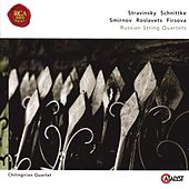 Play & Download Stravinsky, Schnittke, Roslavets, Smirnov, Firsova: Russian String Quartets by Chilingirian Quartet | Napster
