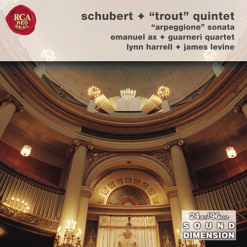 Schubert, Trout Quintet; Arpeggione Sonata by Various Artists