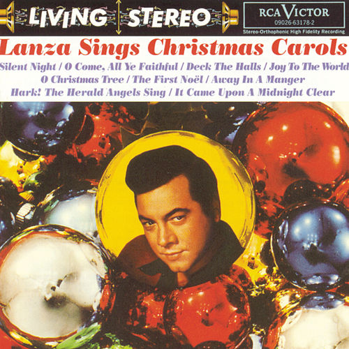 Mario Lanza Sings Christmas Carols by Mario Lanza