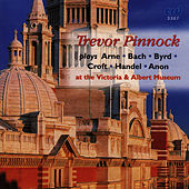 Trevor Pinnock At The Victoria & Albert Museum by Trevor Pinnock