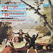 Play & Download J.C. Arriaga/ J. Wikmanson String Quartets by Chilingirian Quartet | Napster