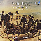 Play & Download Schubert: Piano Duets Volume 1 by Bracha Eden | Napster