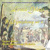 Louis Glass: Symphonies Vol. 1 by Plovdiv Philharmonic Orchestra