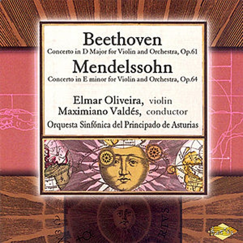 Play & Download BEETHOVEN / MENDELSSOHN: Violin Concertos by Maximiano Valdes | Napster