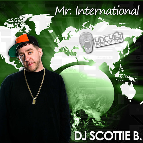 Mr. International von Scottie B