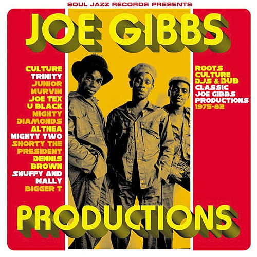 Play & Download Joe Gibbs Productions by Various Artists | Napster