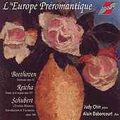 Pre-Romantic Europe. by Flute Alain Daboncourt