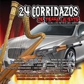 24 Corridazos De Tierra Caliente Con Los Reyes Del Arpa by Various Artists