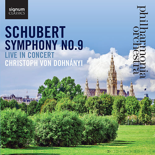 Schubert: Symphony No. 9 by Philharmonia Orchestra