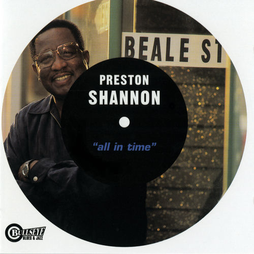 Play & Download All In Time by Preston Shannon | Napster